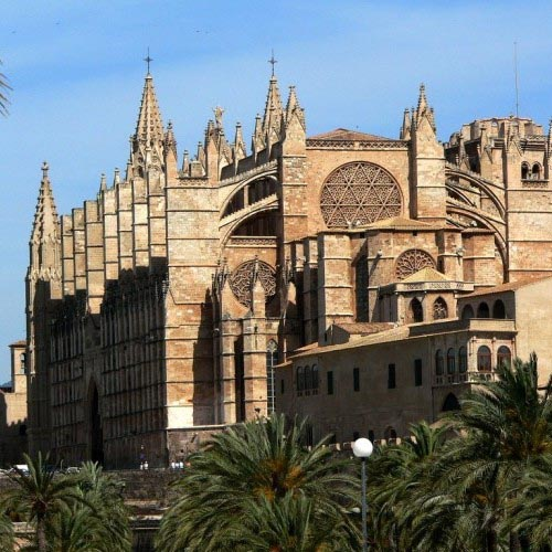 Majorcas majestic cathedral