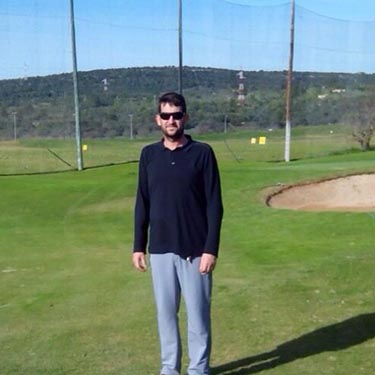 Interview to a Greenkeeper: Pablo Morán