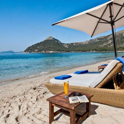 Majorca's 3 best beaches for couples